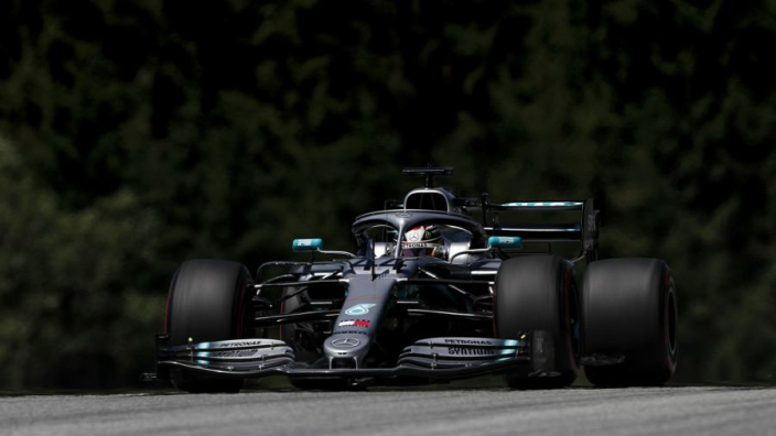 Hamilton top, but Ferrari show promise: Austrian GP FP1 Results