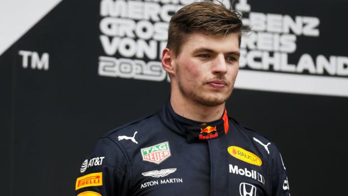"""Verstappen: """"Kwalificatie-gerommel opgelost met timer op het stuur"""""""
