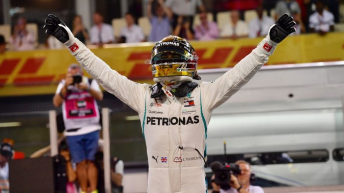 Hamilton wants alternative to 'super-easy' F1 role