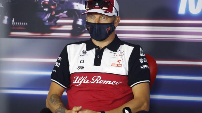Raikkonen barely watched F1 during Covid-19 enforced break