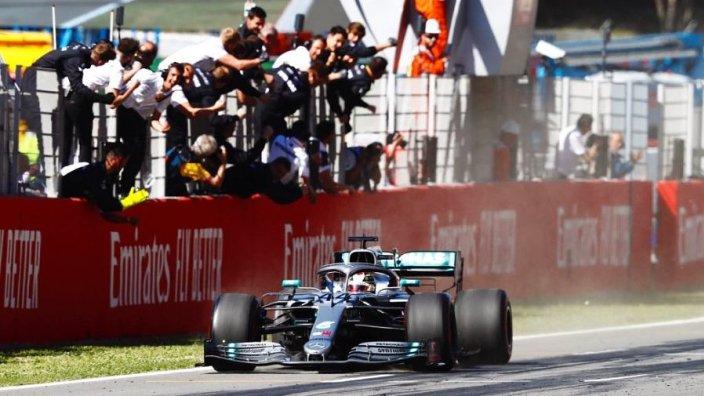 F1's slow death proves change is needed now