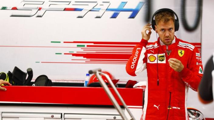 'Vettel had no protection from Ferrari'