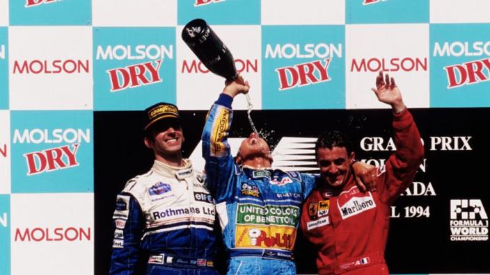 VIDEO: Michael Schumacher's moments of genius