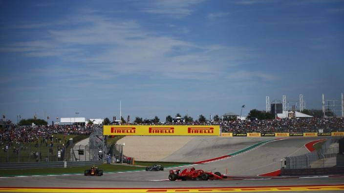 American races a stumbling block as F1 delays calendar release