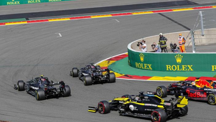 'Renault ontving geheime info Mercedes in ruil voor intrekken hoger beroep Racing Point'