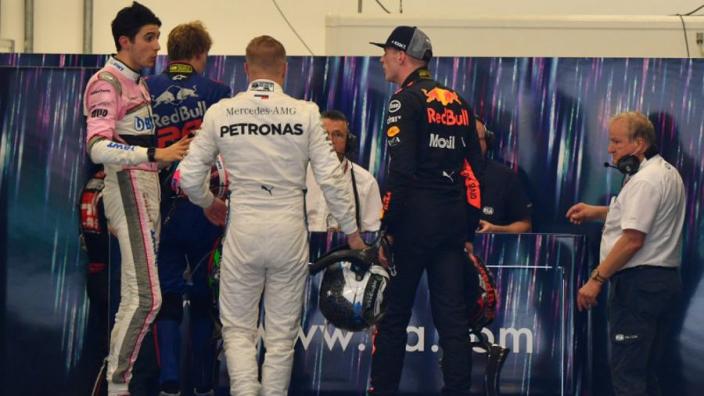 Verstappen punishment slammed by F1 fans
