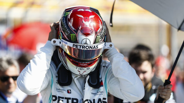 Hamilton has met with Ferrari in 2019 - Gazzetta