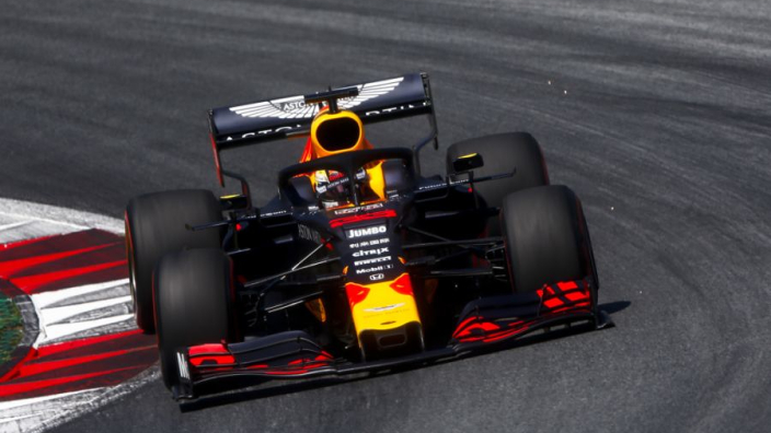 Verstappen brille sur le Red Bull Ring