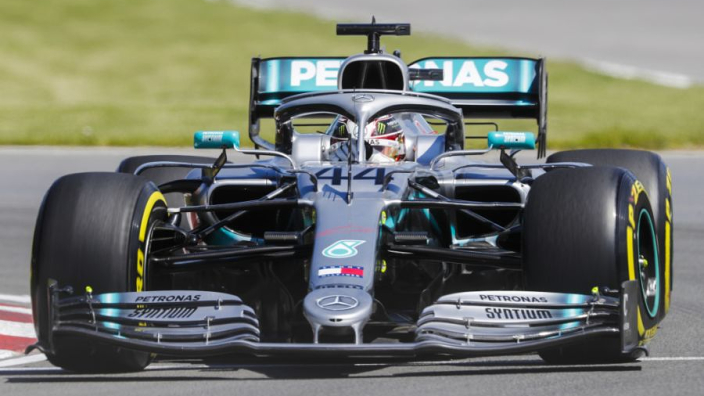 Mercedes start Montreal weekend on form: Canadian GP FP1 Results