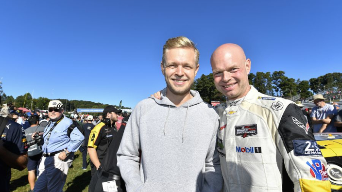 """Magnussen father and son Le Mans pairing """"difficult"""" but not impossible"""