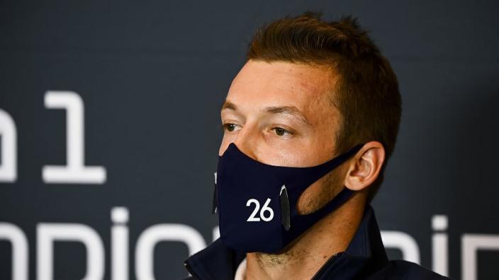 Kvyat hungry for a third F1 stint and title challenge