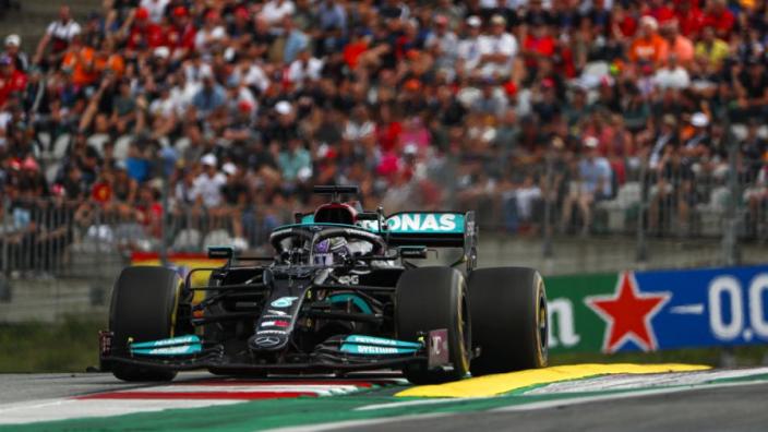 """Schumacher: """"Aerodynamische problemen Mercedes fataal op Silverstone"""""""