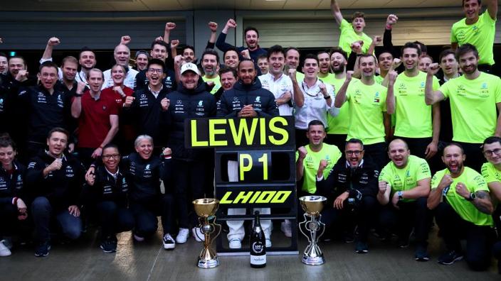 Hamilton to go on and win 120 F1 grands prix - Brawn