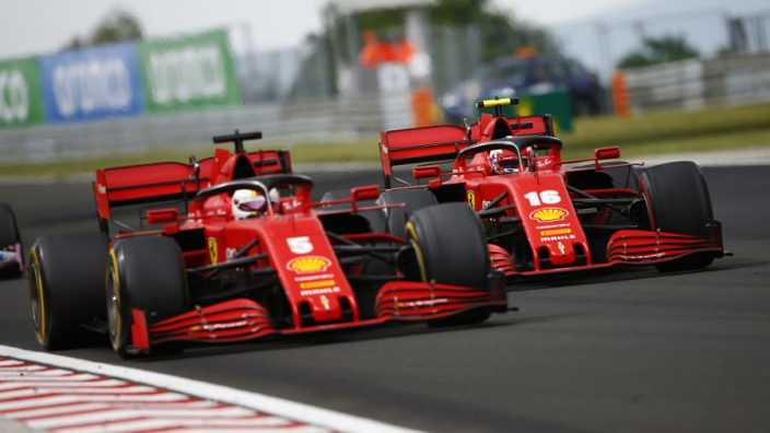 """Technical department restructure a needed """"change of direction"""" for Ferrari"""