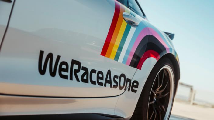 F1 drops rainbow branding as future #WeRaceAsOne commitment strengthened