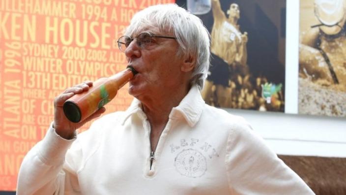Ecclestone responds to F1 return rumours