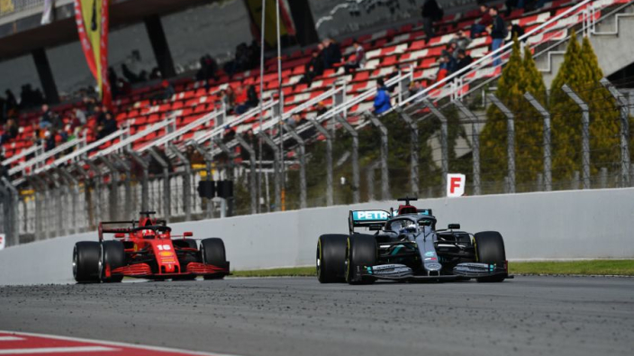 Wolff: 'Mercedes gaat mogelijk ook naar andere motorsportklassen kijken'