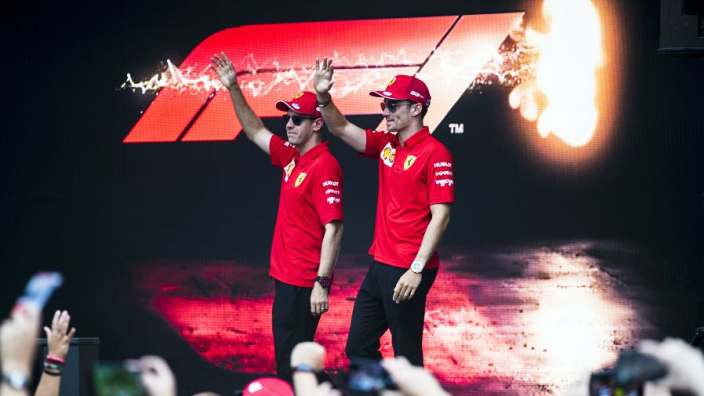 'Vettel can never rely on Leclerc'