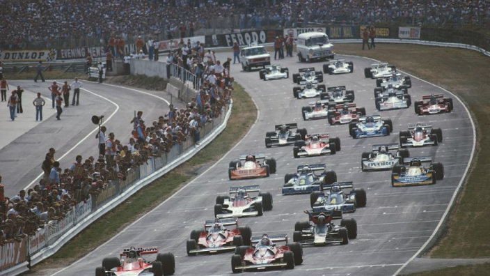 Top 10 Formula 1 liveries of the 1970s
