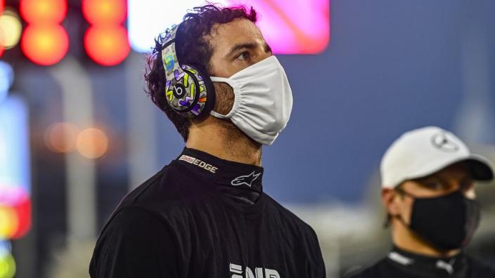Ricciardo reveals pre-Russia Covid scare
