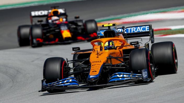 Seidl over Norris: 'Binnen paar jaar alles wat nodig is om topcoureur te zijn'
