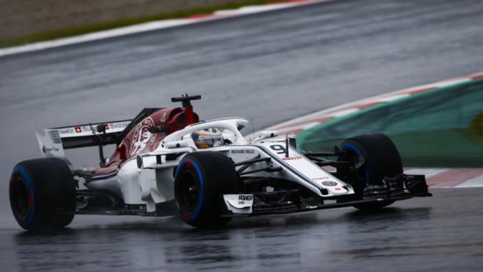 Force India-teambaas: