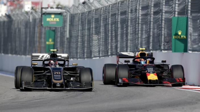 Magnussen: 'Haas wordt geen McLaren of Williams'
