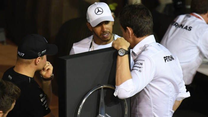 Team orders are 'not cool', says Wolff