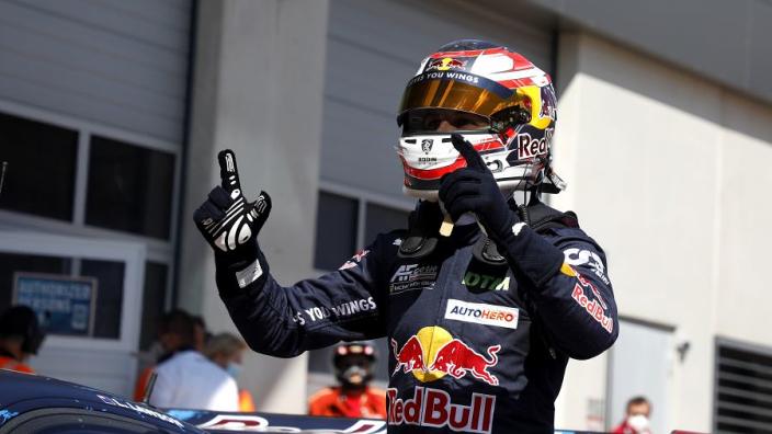 """Lawson dankbaar voor DTM-kansen met Red Bull: """"Niveau is echt heel hoog"""""""