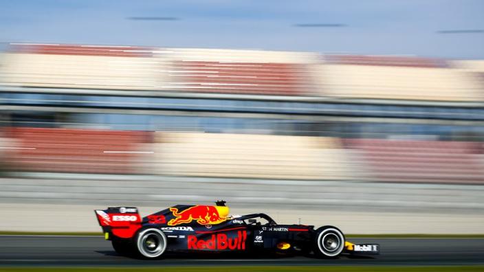 GPFans in Barcelona: Fans lovend over DAS-systeem Mercedes, Honda-motor genieten