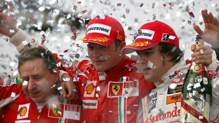 """Raikkonen """"wouldn't change a single thing"""" in record-breaking F1 career"""