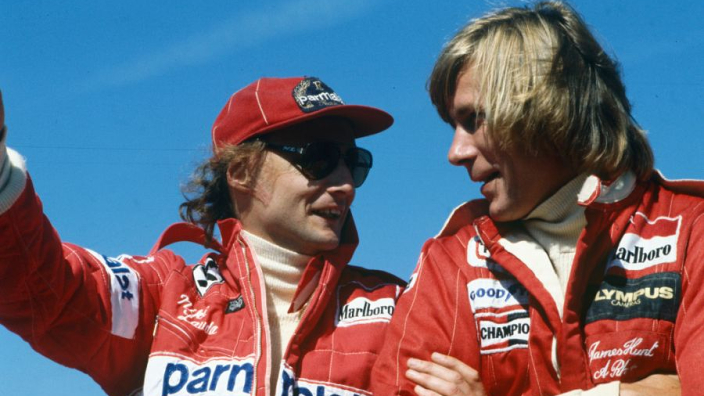 VIDEO: How Lauda made his heroic comeback to F1
