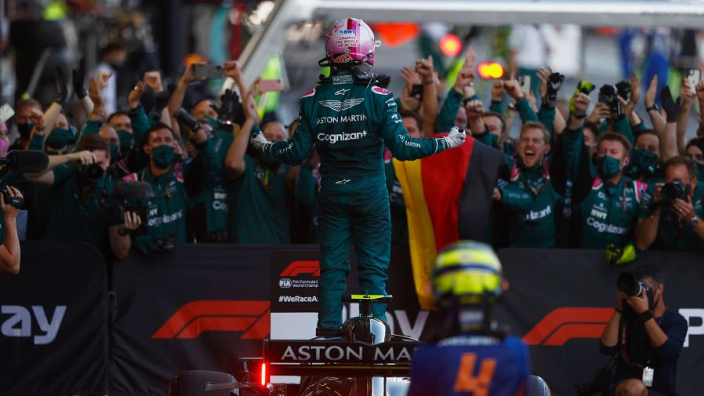 Vettel reborn as Williams overtake Mercedes and Saudi Arabia shares first F1 images - GPFans F1 Recap