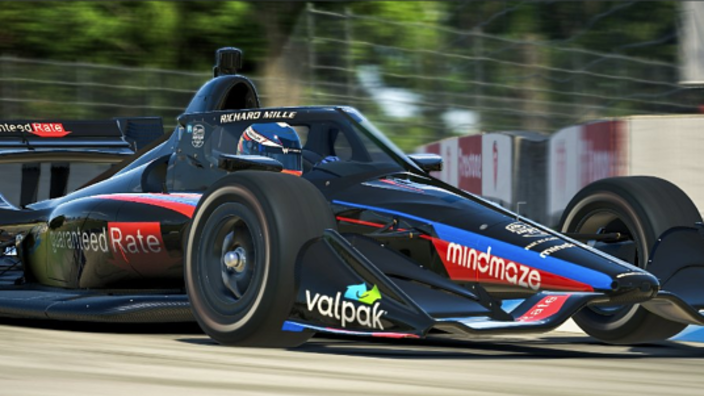 """Grosjean laps """"mega"""" Barber ahead of IndyCar debut"""