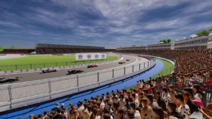 GALLERY: 3D images of Vietnam GP circuit!