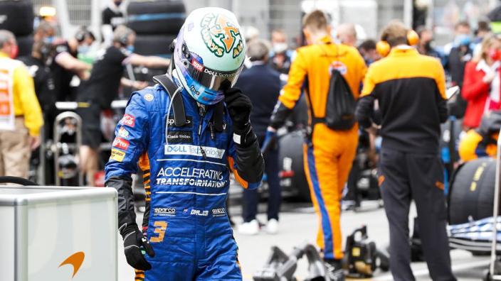 "Ricciardo 'in de war' na drama in Monaco: ""Weiger te geloven dat ik te langzaam was"""