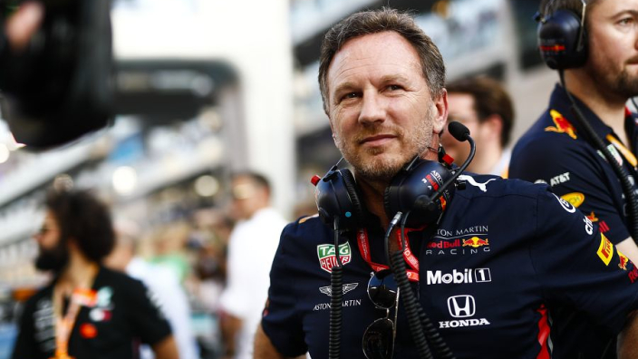 Horner: Reverse layout races 'a massive amount of work'