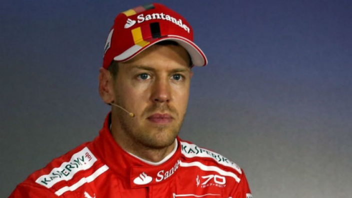 Vettel refuses to change strategy in Hamilton fight