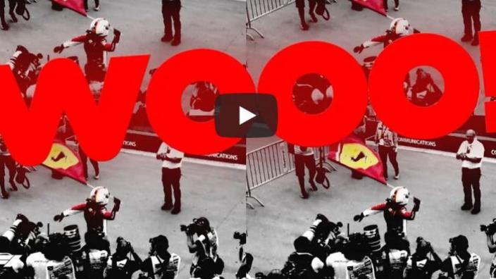 VIDEO: F1 team radio megamix