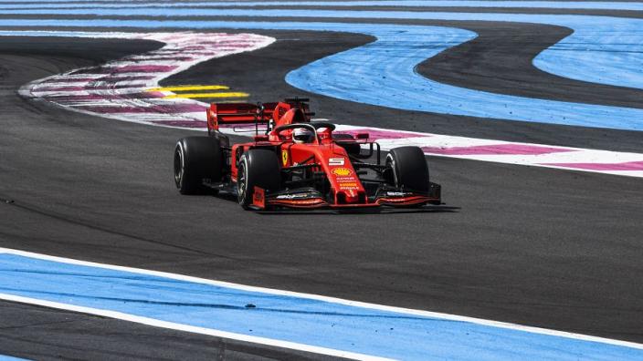 Binotto counters Vettel: Ferrari on right path