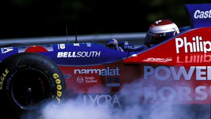 """Jos Verstappen: """"Ongeluk van Senna is achteraf denk ik mijn redding geweest"""""""
