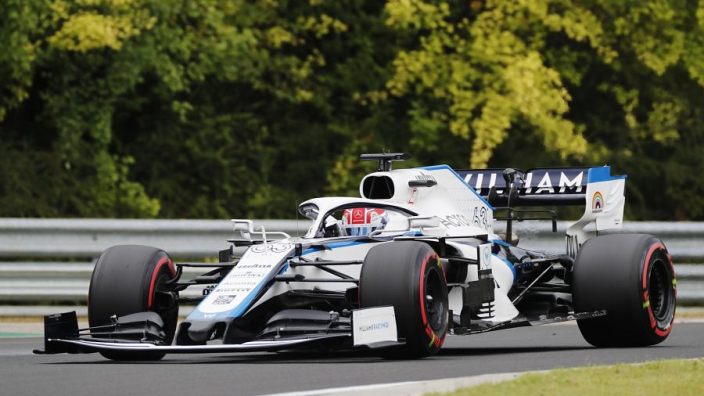 "Russell ""100 per cent"" in same class as Williams champions Mansell, Hill, Jones"