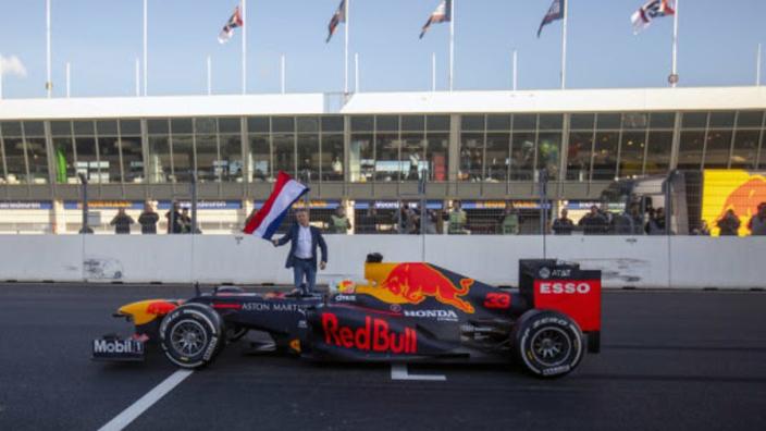 """Lammers over Dutch GP: """"Niet aannemelijk dat het dit jaar nog kan"""""""