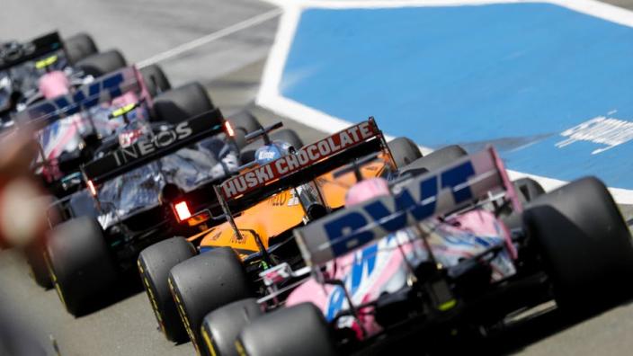 Zero positive cases in latest round of F1 Covid-19 testing