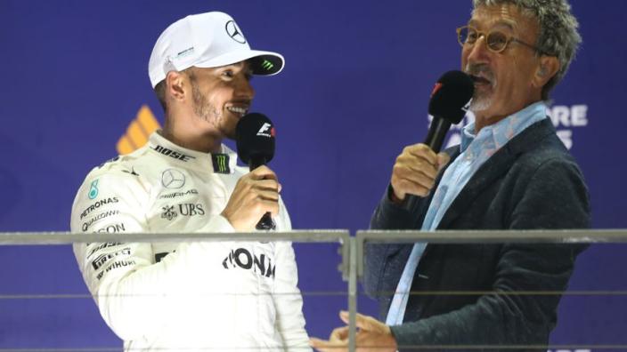 """Jordan over onderhandelingen Hamilton: """"Als ik Mercedes was zou ik hem de deur wijzen"""""""