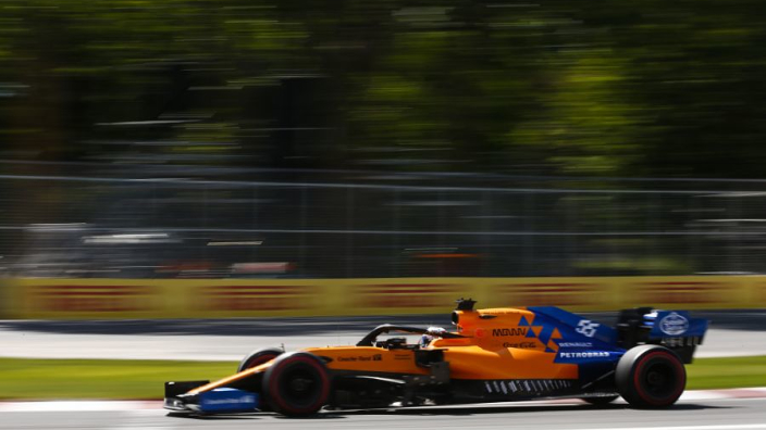 Canadian Grand Prix: Starting grid with penalties applied