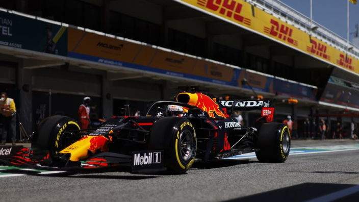 Derde vrije training Grand Prix Spanje: Verstappen aan kop, Ferrari verrassend snel