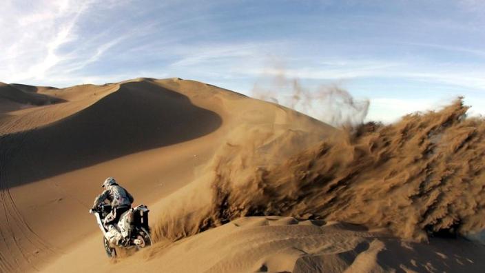 Achtste etappe Dakar voor motoren geannuleerd wegens overlijden Gonçalves