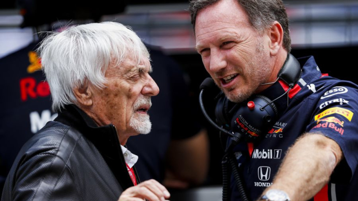 Ecclestone says all Formula 1 has is 'hope'