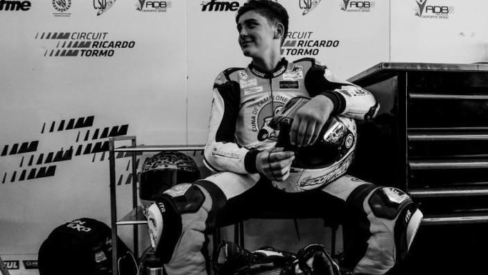 14-jarige motorracer Hugo Millan overleden na ernstig ongeluk in European Talent Cup